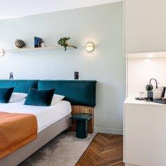 Отель Hôtel Champs Elysees Friedland комната для гостей