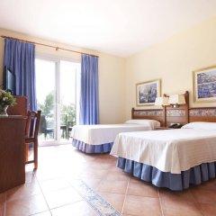 Отель Prestige Coral Platja Испания, Курорт Росес - отзывы, цены и фото номеров - забронировать отель Prestige Coral Platja онлайн комната для гостей фото 2