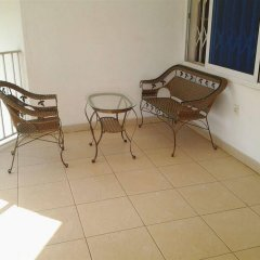 Отель Accra Luxury Lodge балкон