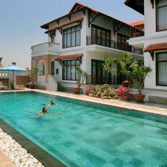 Отель TTC Hotel Premium Hoi An Вьетнам, Хойан - отзывы, цены и фото номеров - забронировать отель TTC Hotel Premium Hoi An онлайн бассейн фото 3