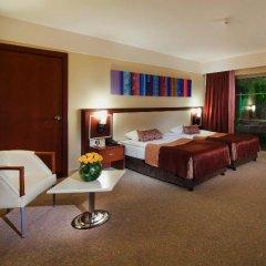 Euphoria Hotel Tekirova 5* Стандартный номер с двуспальной кроватью фото 3