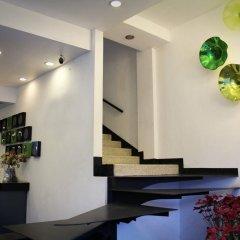 Отель Ana Isabel Мексика, Гвадалахара - отзывы, цены и фото номеров - забронировать отель Ana Isabel онлайн интерьер отеля фото 3
