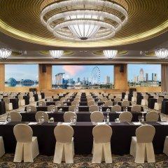 Отель The Ritz-Carlton, Millenia Singapore фото 9