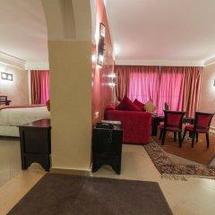 Zalagh Kasbah Hotel and Spa удобства в номере фото 2