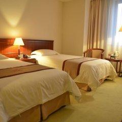 Отель Shanghai Airlines Travel Hotel Китай, Шанхай - 1 отзыв об отеле, цены и фото номеров - забронировать отель Shanghai Airlines Travel Hotel онлайн комната для гостей фото 4