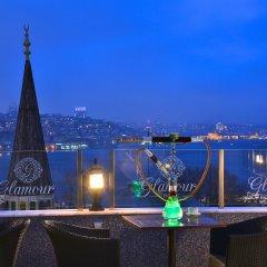 Glamour Hotel Турция, Стамбул - 4 отзыва об отеле, цены и фото номеров - забронировать отель Glamour Hotel онлайн балкон
