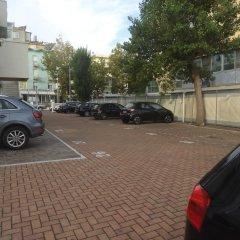 Hotel Aristeo Римини парковка