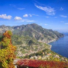 Отель Palumbo Италия, Равелло - отзывы, цены и фото номеров - забронировать отель Palumbo онлайн приотельная территория фото 2
