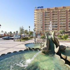 Отель Pyr Fuengirola Испания, Фуэнхирола - 1 отзыв об отеле, цены и фото номеров - забронировать отель Pyr Fuengirola онлайн бассейн фото 3