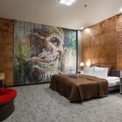Гостиница Station Premier S10 4* Стандартный номер с двуспальной кроватью фото 15