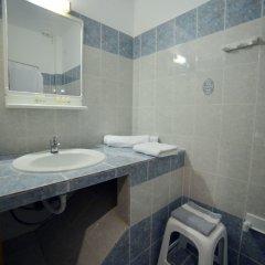 Отель Angelina Hotel & Apartments Греция, Корфу - отзывы, цены и фото номеров - забронировать отель Angelina Hotel & Apartments онлайн ванная фото 2