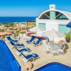 Отель Villa Cerca Del Cielo Мексика, Педрегал - отзывы, цены и фото номеров - забронировать отель Villa Cerca Del Cielo онлайн бассейн