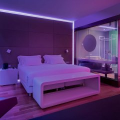 Отель NH Collection Madrid Eurobuilding комната для гостей