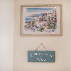 Отель Palais Promenade AP4166 by Riviera Holiday Homes Франция, Ницца - отзывы, цены и фото номеров - забронировать отель Palais Promenade AP4166 by Riviera Holiday Homes онлайн интерьер отеля