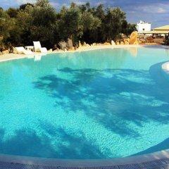 Отель Masseria Quis Ut Deus Италия, Криспьяно - отзывы, цены и фото номеров - забронировать отель Masseria Quis Ut Deus онлайн бассейн фото 3