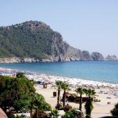 Aroma Hotel пляж