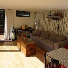 Апартаменты Architect-designed Garden Studio комната для гостей фото 2