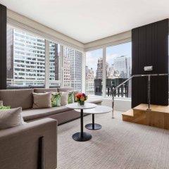 Отель Andaz 5th Avenue США, Нью-Йорк - отзывы, цены и фото номеров - забронировать отель Andaz 5th Avenue онлайн комната для гостей фото 3