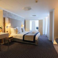 Radisson Blu Waterfront Hotel, Jersey комната для гостей фото 4