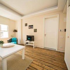 Апартаменты Galata Tower VIP Apartment Suites комната для гостей фото 2