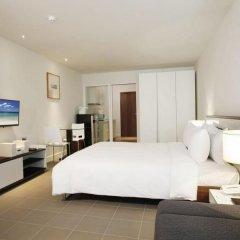 Отель X2 Vibe Phuket Patong 4* Стандартный номер разные типы кроватей фото 6