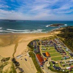 Отель Camping Derby Loredo пляж