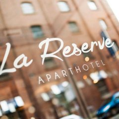 Отель La Reserve Aparthotel спа