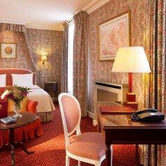 Victoria Palace Hotel Paris комната для гостей фото 2