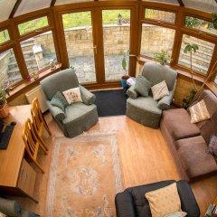 Отель Corstorphine Lodge Великобритания, Эдинбург - отзывы, цены и фото номеров - забронировать отель Corstorphine Lodge онлайн комната для гостей фото 5