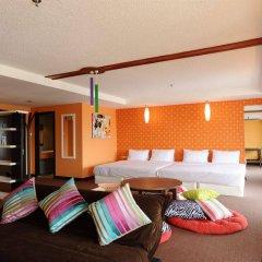 Отель Angket Hip Residence Таиланд, Паттайя - 1 отзыв об отеле, цены и фото номеров - забронировать отель Angket Hip Residence онлайн комната для гостей