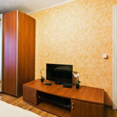 Отель Flats of Moscow Flat Generala Belova 49 Москва удобства в номере