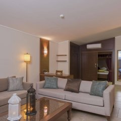 Отель Alaaddin Beach Аланья комната для гостей фото 4