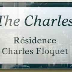 Отель Résidence Charles Floquet спа