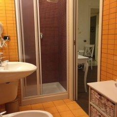 Отель B&B Il Vascello ванная фото 2