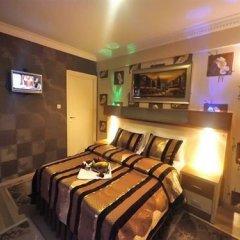 Отель Holiday Business Otel гостиничный бар
