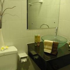 Апартаменты Bangkok Living Apartment Бангкок ванная фото 2