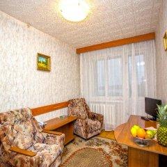 Гостиничный Комплекс Волга Стандартный номер с двуспальной кроватью фото 4
