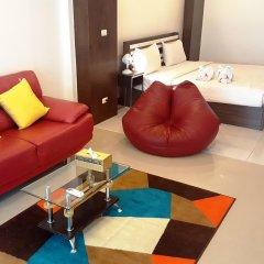 Assada Boutique Hotel 2* Студия разные типы кроватей