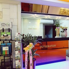 Отель Chloe Guest House Южная Корея, Сеул - отзывы, цены и фото номеров - забронировать отель Chloe Guest House онлайн интерьер отеля