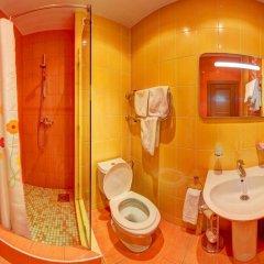 Гостиница Вояж Парк (гостиница Велотрек) ванная