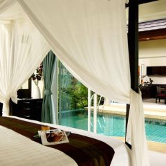 Отель Karon Beach Walk Villa бассейн фото 3