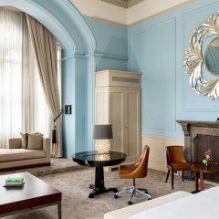 St. Pancras Renaissance Hotel London комната для гостей фото 17
