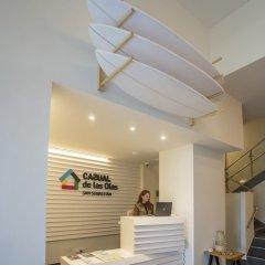 Отель Casual de las Olas San Sebastian Испания, Сан-Себастьян - отзывы, цены и фото номеров - забронировать отель Casual de las Olas San Sebastian онлайн интерьер отеля