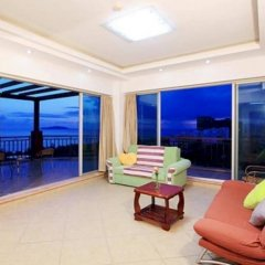 Апартаменты Meteyo Holiday Apartment - Sanya комната для гостей фото 5