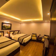 Le Bordeaux Sapa Hotel комната для гостей фото 3