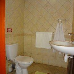 Отель Околица Сумы ванная фото 2