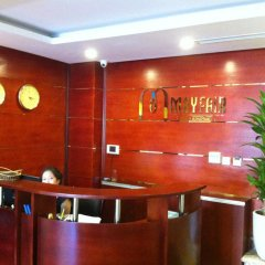 Mayfair Hotel & Apartment Hanoi интерьер отеля
