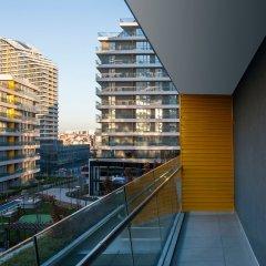 Отель Radisson Blu Residence, Istanbul Batisehir балкон