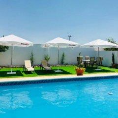 Отель 5 Soles Hostal Rural Gastronomico бассейн фото 3