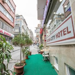 The Macan Hostel балкон